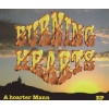 Burning Hearts - A Hoarter Mann CD
