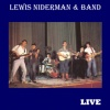 Niderman, Lewis & Band - Live! CD